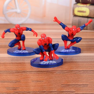 SPIDERMAN TOPPER DOLL 1PC
