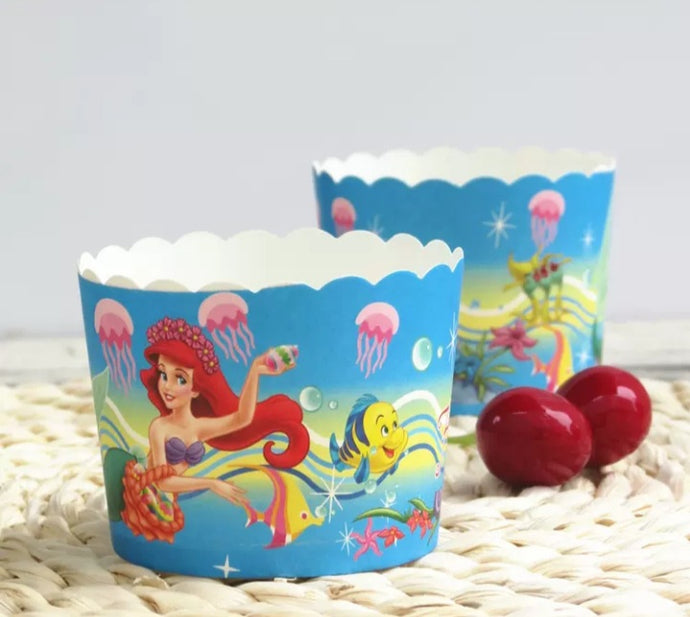 LARGE CUPCAKE CUPS 50 PCS (STAND ALONE)