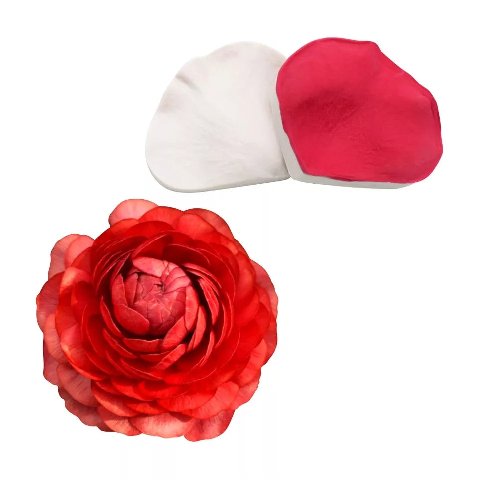 LARGE ROSE FLOWER PETAL VEINER 65MM