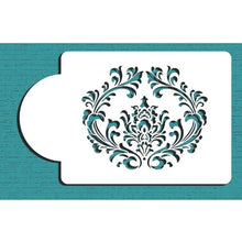 Load image into Gallery viewer, FILIGREE DAMASK STENCIL 1 PC