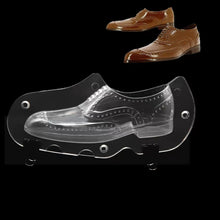 Load image into Gallery viewer, 3D GENTLEMAN SHOE POLYCARBONATE CHOCOLATE MOULD 1PC