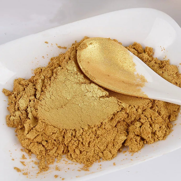 EDIBLE GOLD LUSTER DUST 5GMS