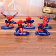Load image into Gallery viewer, SPIDERMAN TOPPER DOLL 1PC