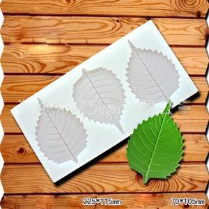 LEAVES CHOCOLATE MOULD