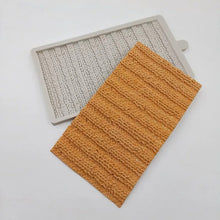 Load image into Gallery viewer, RIBBED KNIT SWEATER PANEL MOULD