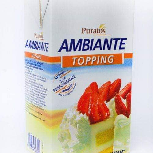 AMBIANTE WHIPPING CREAM