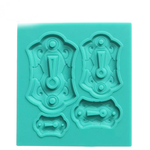 CHEST KEYHOLE SILICONE MOULD