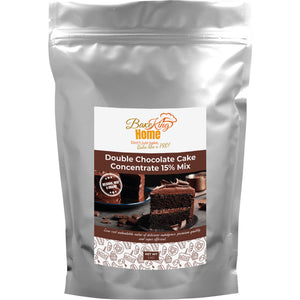 DOUBLE CHOCOLATE CAKE & MUFFIN CONCENTRATE MIX 15%