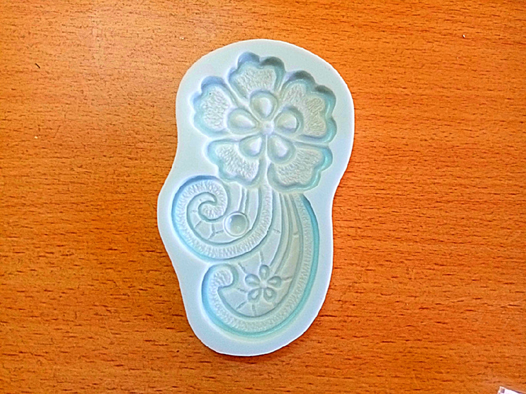 SINGLE FLOWER LACE MOULD