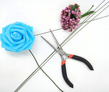 Load image into Gallery viewer, LONG NOSE FLORAL WIRE PLIERS