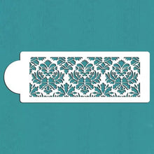 Load image into Gallery viewer, DAMASK LACE STENCIL LARGE PATTERN