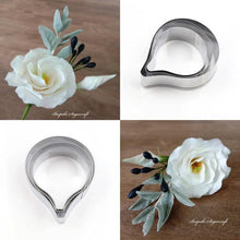 Load image into Gallery viewer, LISIANTHUS FLOWER PETAL CUTTERS SET