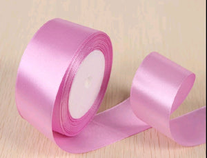 SATIN RIBBON (PINK)