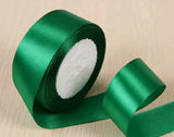 SATIN RIBBON (EMERALD)