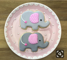 Load image into Gallery viewer, MUMMY & BABY ELEPHANT CUTTERS