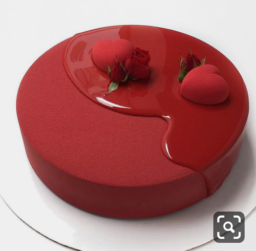 ROUND CHOCOLATE MOUSSE MOULD