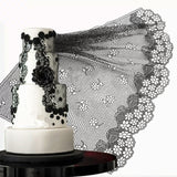 WEDDING VEIL LACE MAT LARGE