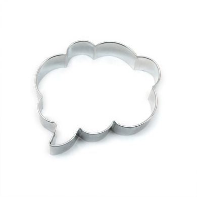 THOUGHT BUBBLE COOKIE CUTTER