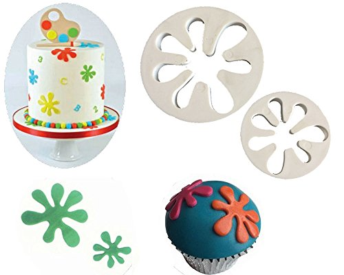 PAINT SPLATTER CUTTER SET 2PCS