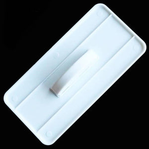 STRAIGHT EDGE PLASTIC FONDANT SMOOTHER