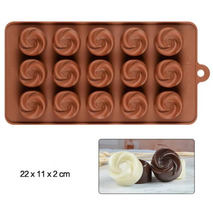 TULIP CHOCOLATE MOULD