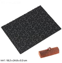Load image into Gallery viewer, ARABESQUE CHOCOLATE MOUSSE TEXTURE MAT