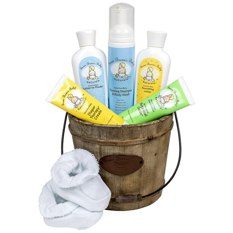 Complete Sensitive Baby Gift Basket
