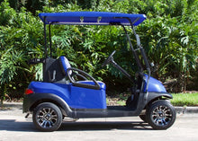 Load image into Gallery viewer, Club Car Precedent Electric Blue w/ Two Tone Seats - $5,800
