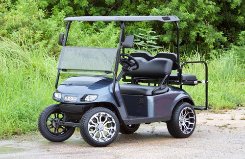 EZGO TXT Steel Blue w/ Black Seats - $5,900