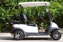 Load image into Gallery viewer, Club Car Precedent White w/ Two Tone Seats - $5,500