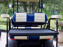 Load image into Gallery viewer, Club Car Precedent Blue w/ Two Tone Seats - Lifted - $6,300