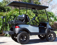 Load image into Gallery viewer, Club Car Precedent Platinum w/ Black Seats - Lifted - $6,300