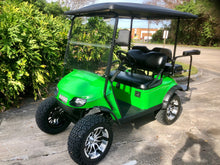 Load image into Gallery viewer, EZGO TXT Lime Green with Black Seats - Lifted - $6,600