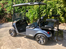 Load image into Gallery viewer, EZGO TXT Steel Blue w/ Black Seats - $5,800
