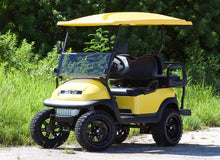 Load image into Gallery viewer, Club Car Precedent Yellow w/ Black Seats - Lifted - $8,400