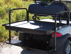 Club Car Precedent Gray w/ Black Seats - $4,900
