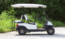 Load image into Gallery viewer, Club Car Precedent Pearl White w/ Two Tone Seats - $5,800