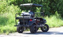 "Load image into Gallery viewer, Club Car Precedent ""Alpha"" Metallic Black w/ Two Tone Seats - Lifted - $9,000"