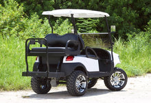 "Load image into Gallery viewer, Club Car Precedent ""Alpha"" White w/ Black Seats - Lifted - $7,100"