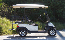 Load image into Gallery viewer, Club Car Precedent Off White w/ Black Seats - $5,500