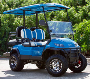ICON i40L Caribbean Blue with Two Tone Seats - Lifted - $8,295