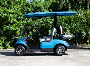 ICON i40 Carribean Blue with Two Tone Seats - $7,595