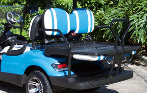 ICON i40 Carribean Blue with Two Tone Seats - $8,100