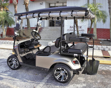 Load image into Gallery viewer, EZGO TXT Champagne w/ Black Seats - $7,100