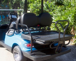 ICON i40 - Carribean Blue with Black Seats - $7,595
