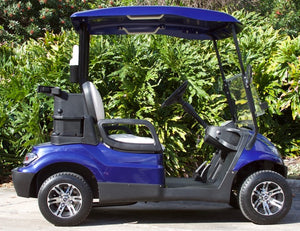 ICON i20 - Indigo Blue with White Seats - $7,295