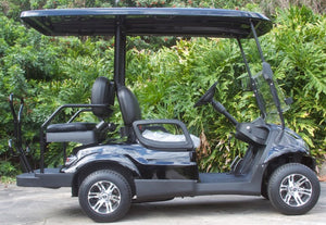 ICON i40 - Metallic Black with Black Seats - $8,100