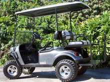 Load image into Gallery viewer, EZGO Express S4 Graphite with Two Tone Seats - $7,100