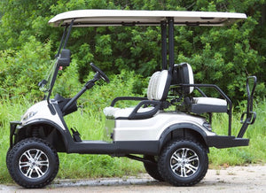 ICON i40L Champagne With 2 Tone Seats - Lifted - $8,845