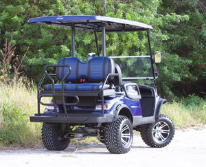 ICON i40L Indigo Blue With 2 Tone Black and Blue Seats - Lifted - $8,350